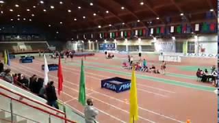 Прыжок Полины Злотниковой на 6.33м