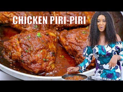 How to Make Piri Piri Chicken - THE BEST CHICKEN RECIPE EVER - ZEELICIOUS FOODS