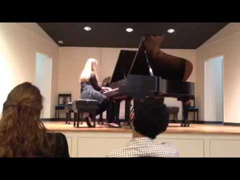 Bach Prelude in a minor | Musical Arts Center of San Antonio
