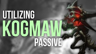 Imaqtpie - UTILIZING KOGMAW PASSIVE ft.IWDominate