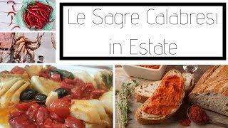 Le sagre calabresi | Estate in Calabria |