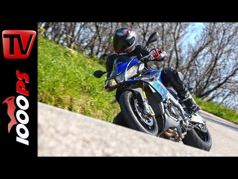 2015 Aprilia Tuono V4 1100 RR Test | Action, Fazit