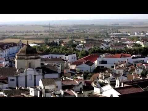 Évora  -  Portugal  -  UNESCO World Heritage Site.