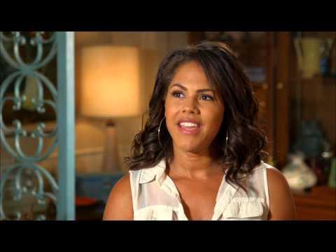 A to Z: Lenora Crichlow Series Premiere TV