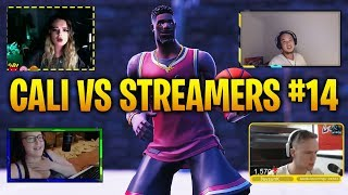 Killing Fortnite Twitch Streamers #14 (With Reactions) - Fortnite Battle Royale