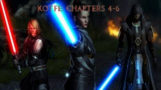 SWTOR: Knights of the Fallen Empire | Jedi Master Atryan Kemoda | Chapters 4-6