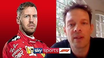 Alex Wurz's theory as to why Sebastian Vettel left Ferrari | F1 Vodcast