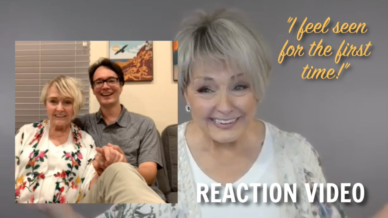 Carol and Her Son React to Her Transformation: The Power of Pretty®