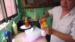 Raspado o granizado de sabores/FABI CEA