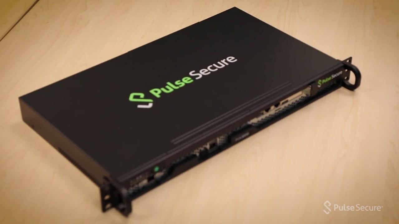 Pulse Secure PSA5000 Introduction