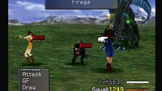 Why is this even an ability in FF8?