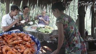 Thơm Lừng TÉP RANG NƯỚC CỐT DỪA | Góc Bếp Của Mẹ