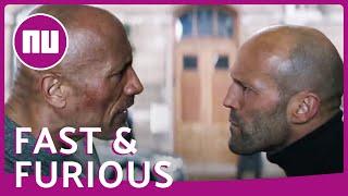 """Jason Statham is fan van Rico Verhoeven: """"Nederlandse vechters zijn het best"""""""