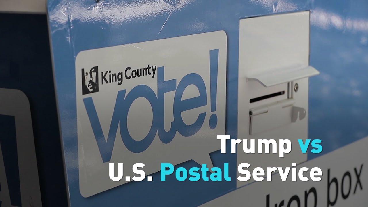 Trump vs U.S. Postal Service