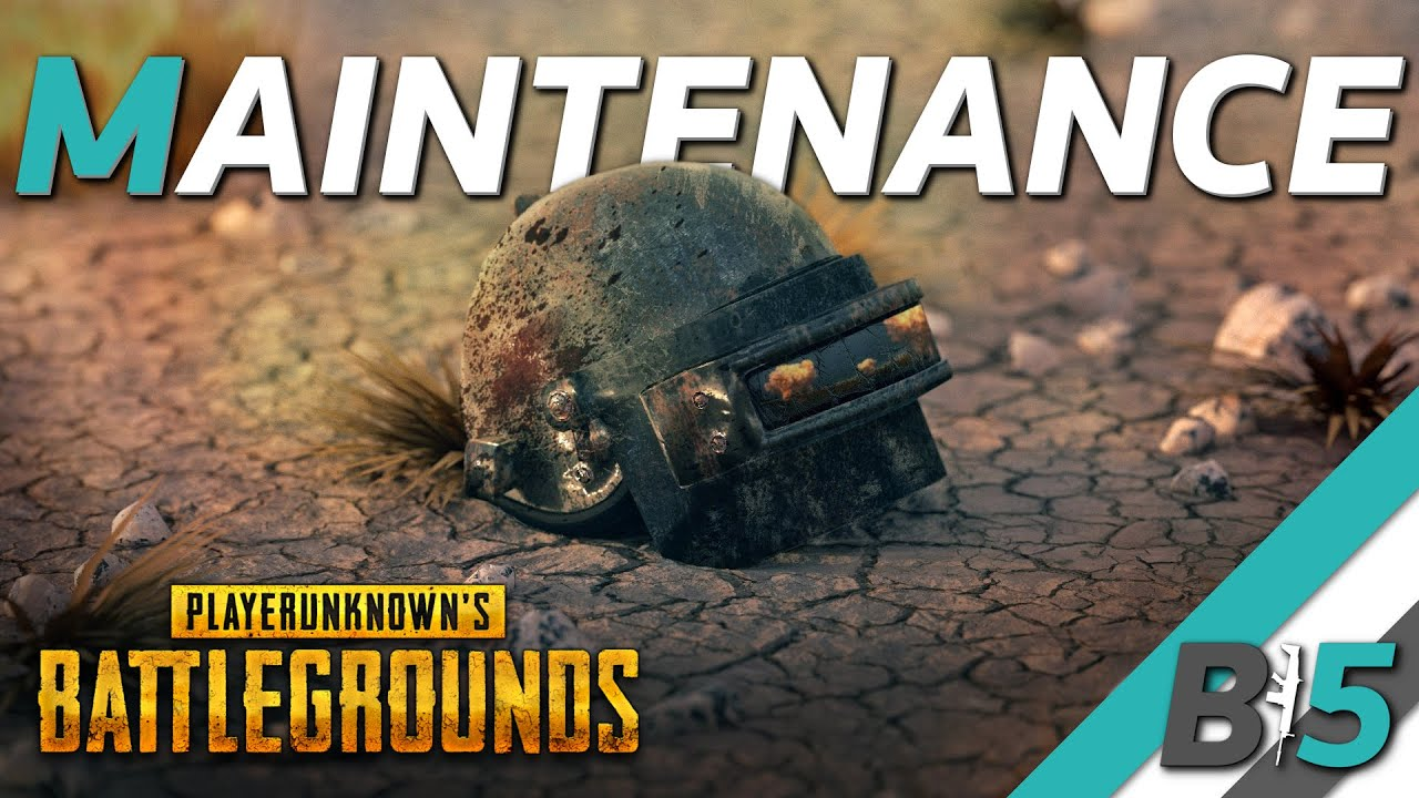 PUBG Live Server MAINTENANCE | Lost Connection To Host News (Xbox One/PS4)