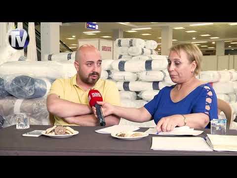 Ekin Brode Ankara Anfa Fuar Etkinliği / Emrah Ekin özel röportaj #ekinbrode #anfa #fuar #ekin #perde