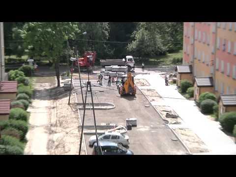 Rewitalizacja terenów SM w Lubartowie- film promocyjny nr 3, edycja 192 - 31.05.2014