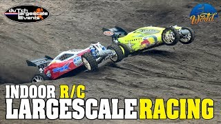 TEAM ELCON | INDOOR RC LARGESCALE RACING (@Dutch Largescale Indoor 2017)