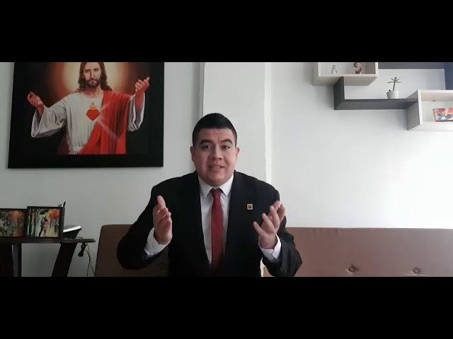 LFRM - Mensaje del docente Alejandro Arango Peláez