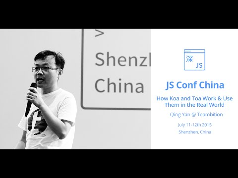 How Koa and Toa Work & Use in the Real World - Shenzhen July 2015