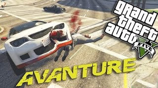 GTA 5: Pc Avanture #10 - Smesni Momenti - Zezanje Po Gradu Sa Modovima thumbnail