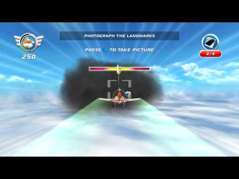Disney's Planes (PC) Walkthrough - Tutorial