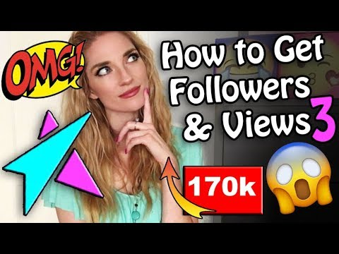 Get Lots Of Followers & Views On Live.Me FAST (part 3) Interaction