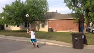 Soccer kid #2