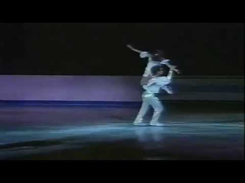 1991 Ice Skating World Challenge of Champions ABC Sports