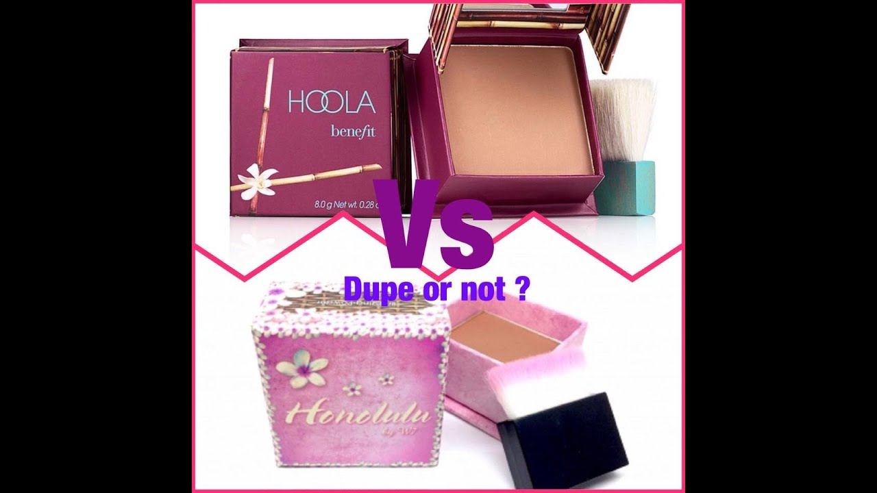 Benefit Hoola Bronzer Cheap Makeup Drugstore Dupe