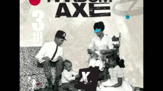 Random Axe - The Karate Kid