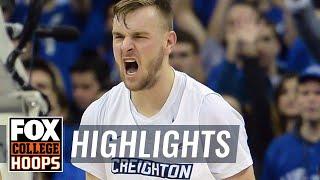 Creighton vs Nebraska | Highlights | FOX COLLEGE HOOPS