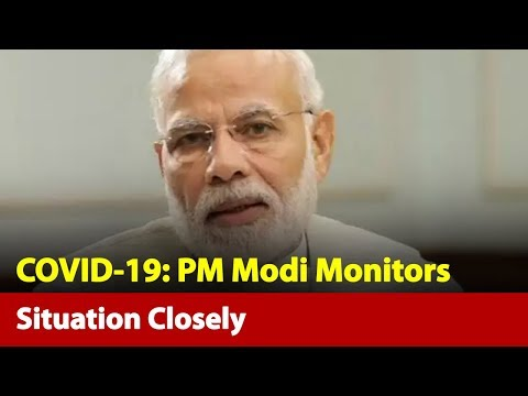 PM Modi Monitoring Pandemic Situation Closely, Here's Report   News Nation
