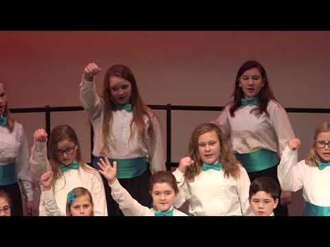 2017 Wyandotte Academy Youth Choir Christmas Concert - 12/6/2017