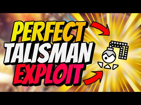 How to get the PERFECT TALISMAN   MH STORIES 2  