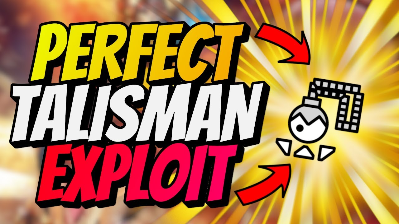 How to get the PERFECT TALISMAN | MH STORIES 2