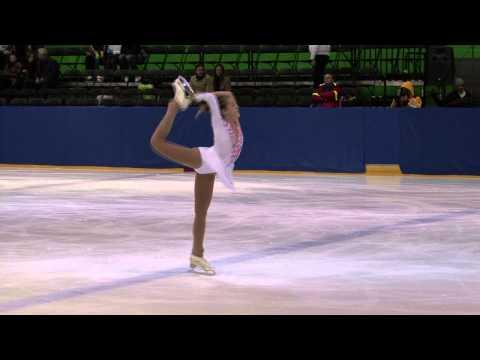 10 Karina RUTLAUKA (LAT) - ISU JGP Tallinn Cup 2011 Junior Ladies Short Program