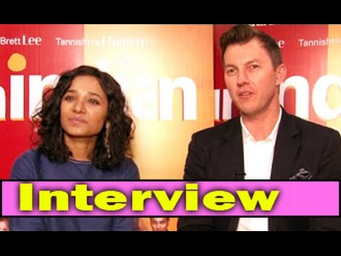 Tannishtha Chatterjee and Brett Lee talks about ''Unindian'' | Full Interview | Media Interaction