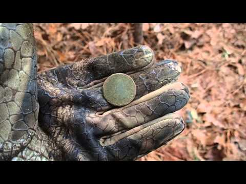 Ulysses S. Grant token found metal detecting!