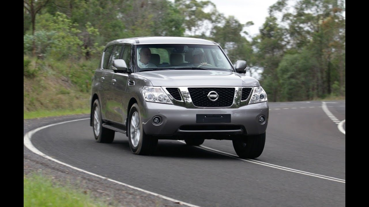 2016 Nissan Patrol Review Official !! - YouTube