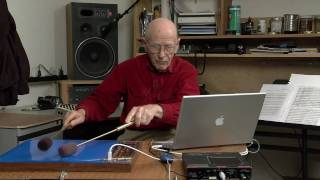 Max Mathews Radio Baton Demonstration