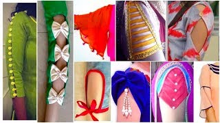 Summer sleeves designs ||Designer sleeves designs || blouse hand designs || arms designs for kameez