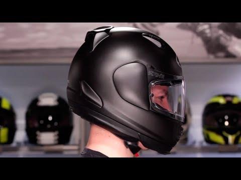 Arai Defiant Helmet Review at RevZilla.com