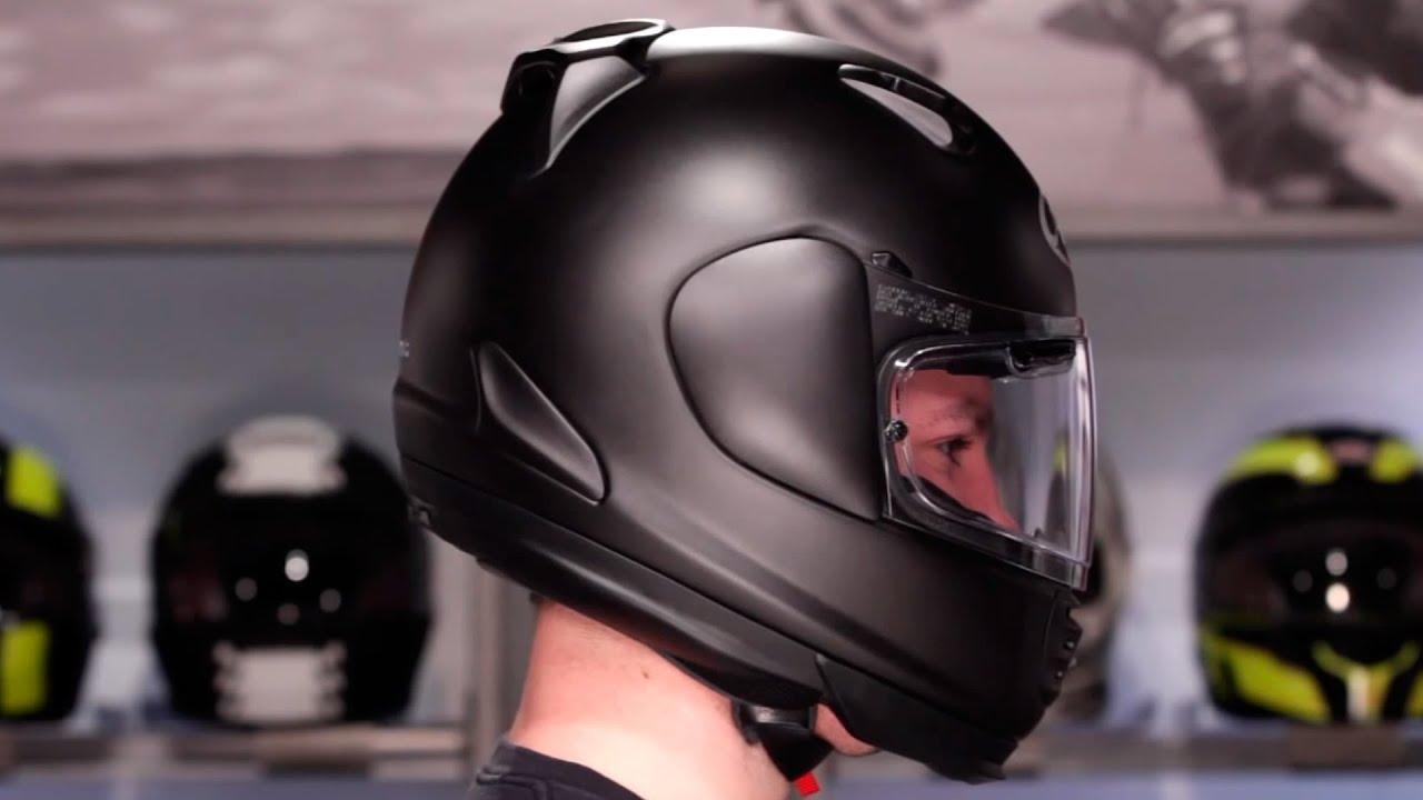 Arai Defiant Helmet Review At Revzilla Com Youtube