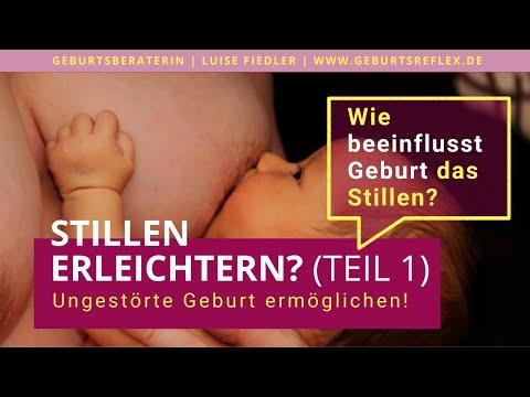 Stillen Erleichtern [TEIL 1] - Ungestörte Geburt!