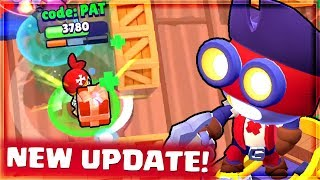 NEW SNEAK PEEK! New MODE Gameplay u0026 New Skins | Brawl Stars