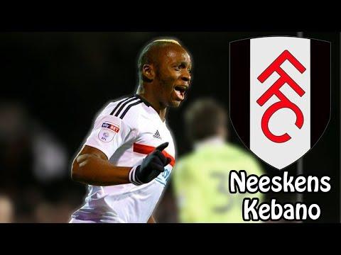 Neeskens Kebano - Best Moments Fulham 16/17 (Goals, Assists, Skills, Key Moments)
