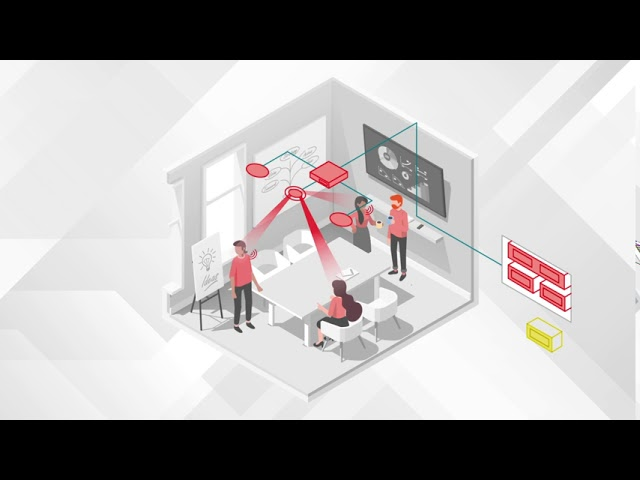 Conference Room Solutions from Biamp