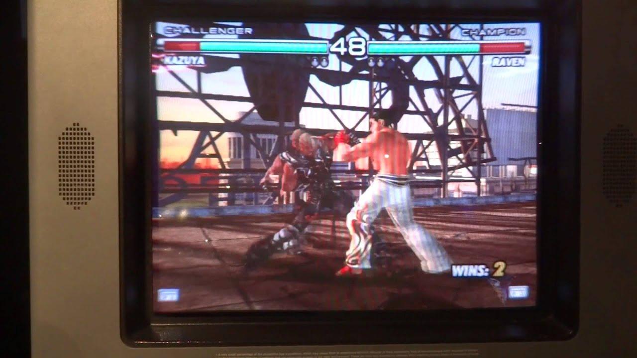 Tekken 5 Arcade - YouTube