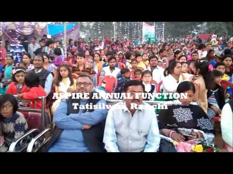 Aspire School Function Tatisilwai ranchi